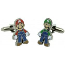 Gemelos Mario y Luigi