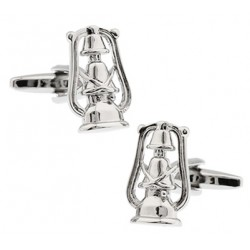 Nautical Lantern Cufflinks