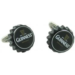 Gemelos para camisa Chapa Negra de Cerveza Guinness al por mayor