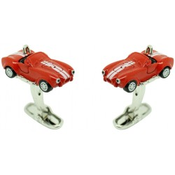 Gemelos para camisa Shelby Cobra Rojo al por mayor
