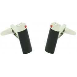 Wholesale Black Lighter Cufflinks