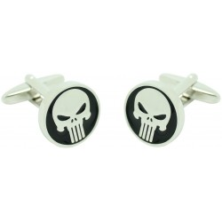 Gemelos para camisa The Punisher al por mayor