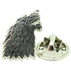 Pin Lobo Juego de Tronos Casa Stark al por mayor