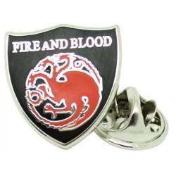 Pin Juego de Tronos Casa Targaryen al por mayor