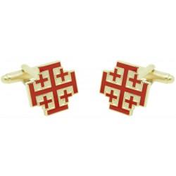 Gemelos de camisa Orden del Santo Sepulcro de Jerusalén al por mayor