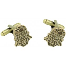 Senate and Roman Town SPQR Cufflinks