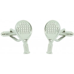 Paddle Racket Cufflinks