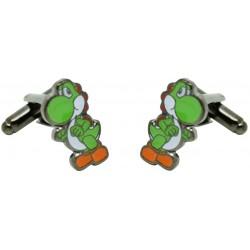 Gemelos dinosaurio YOSHI de Mario Bros