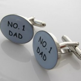Nº 1 Dad Cufflinks